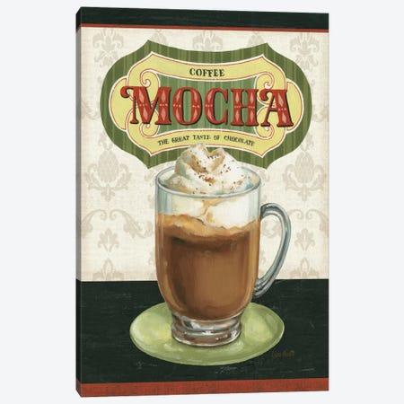 Coffee Moment IV Canvas Print #WAC769} by Lisa Audit Art Print