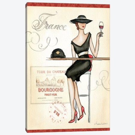 Wine Event III  Canvas Print #WAC76} by Andrea Laliberte Art Print