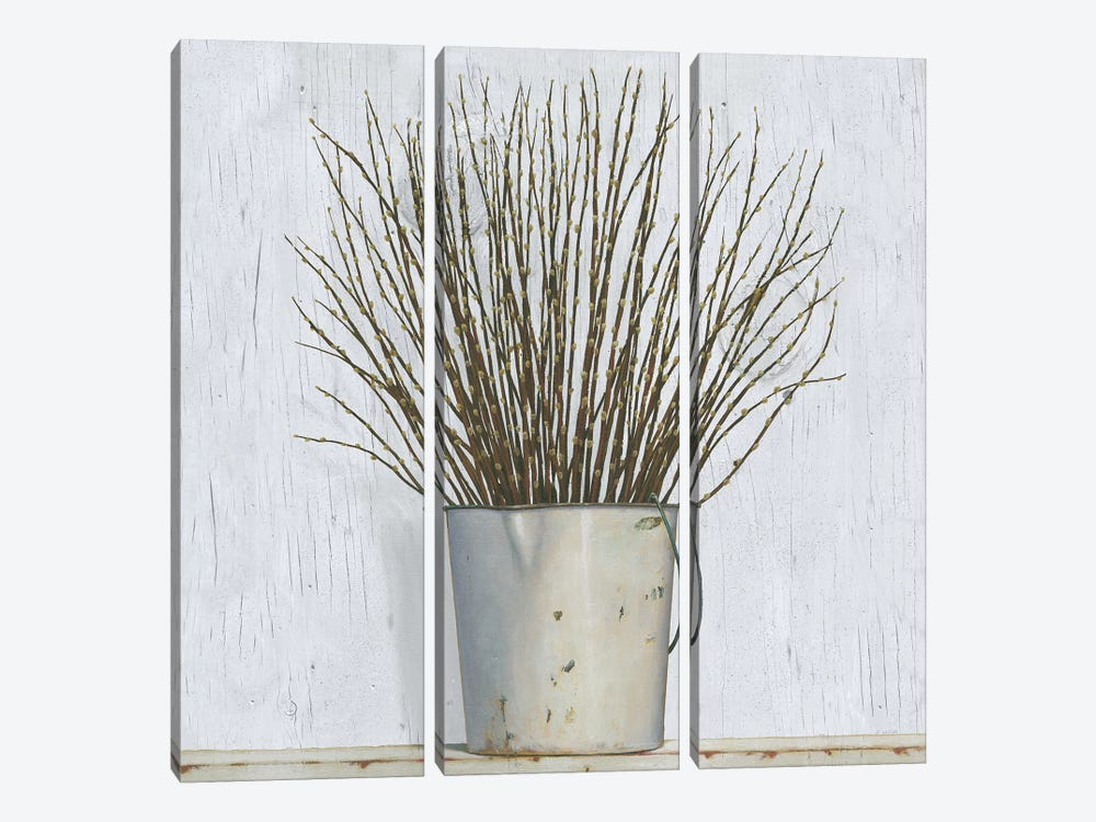 Early Spring by James Wiens 3-piece Canvas Artwork