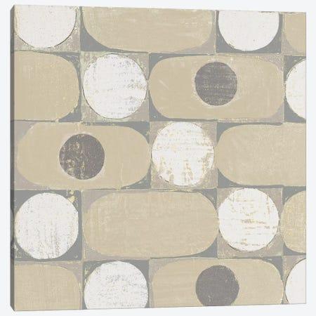 16 Blocks Square Archroma X 3-Piece Canvas #WAC7728} by Kathrine Lovell Canvas Art