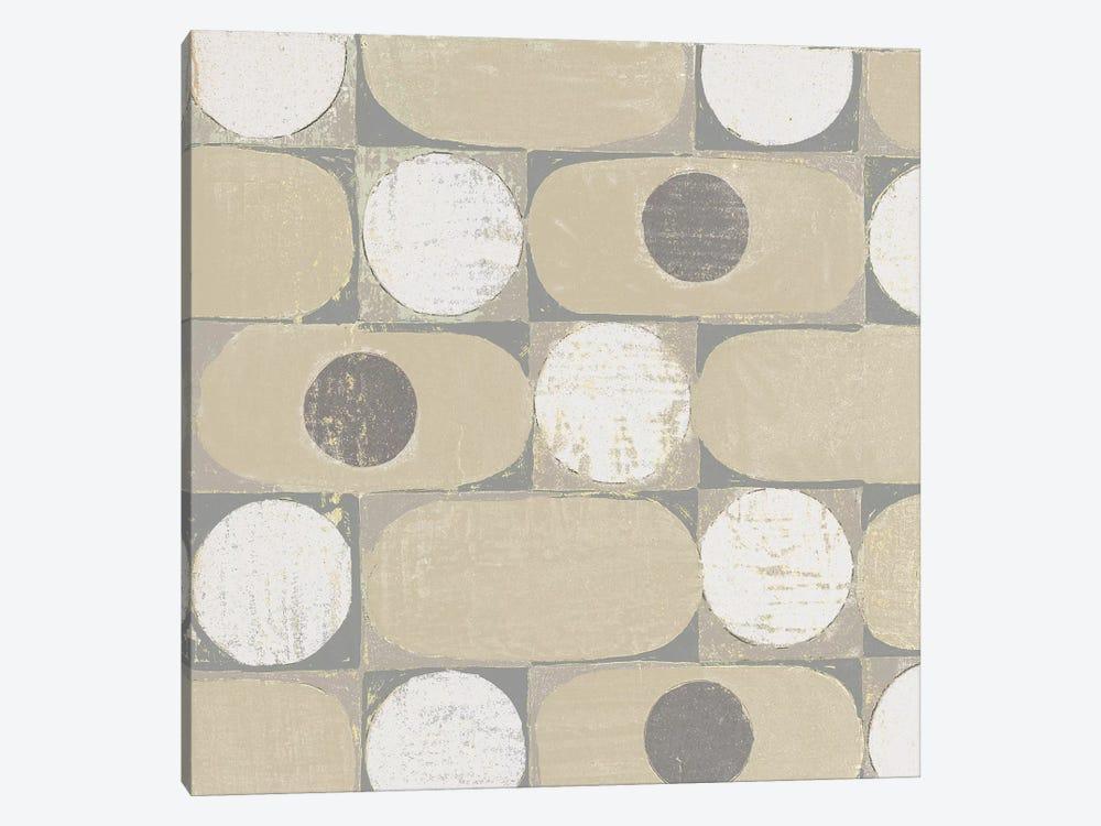 16 Blocks Square Archroma X by Kathrine Lovell 1-piece Art Print