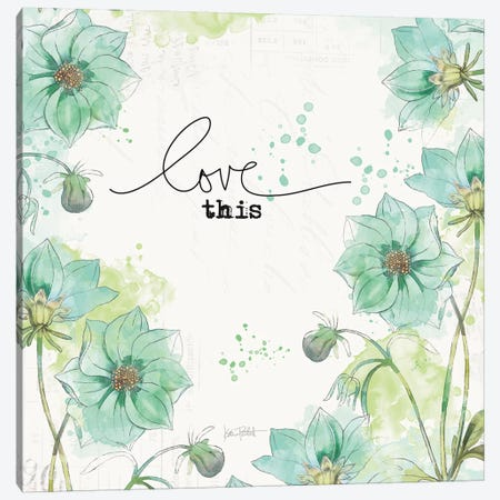 Dream And Faith III 3-Piece Canvas #WAC7749} by Katie Pertiet Canvas Art