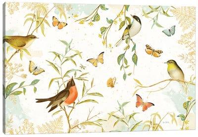 Nature's Wisdom I Canvas Art Print