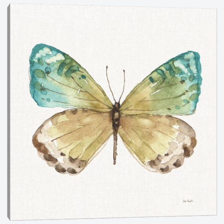 Colorful Breeze XIV Canvas Print #WAC7792} by Lisa Audit Canvas Art Print