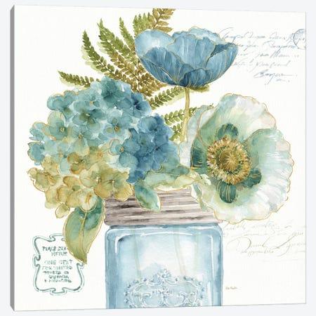 My Greenhouse Bouquet III Canvas Print #WAC7803} by Lisa Audit Art Print
