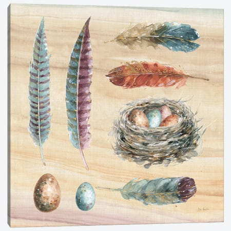 Spiced Nature IX Canvas Print #WAC7804} by Lisa Audit Canvas Art
