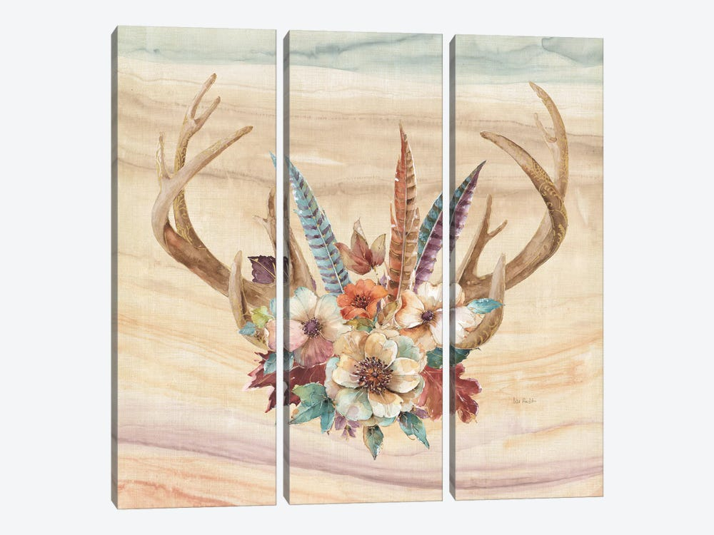 Spiced Nature VIII by Lisa Audit 3-piece Canvas Print