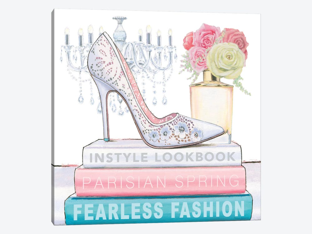 Fearless Fashion II by Marco Fabiano 1-piece Canvas Wall Art