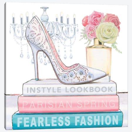 Fearless Fashion II Canvas Print #WAC7818} by Marco Fabiano Canvas Wall Art
