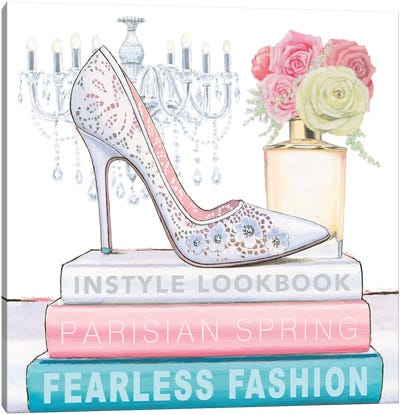 Fearless Fashion II Canvas Art Print