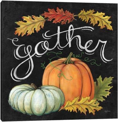 Autumn Harvest III Canvas Art Print