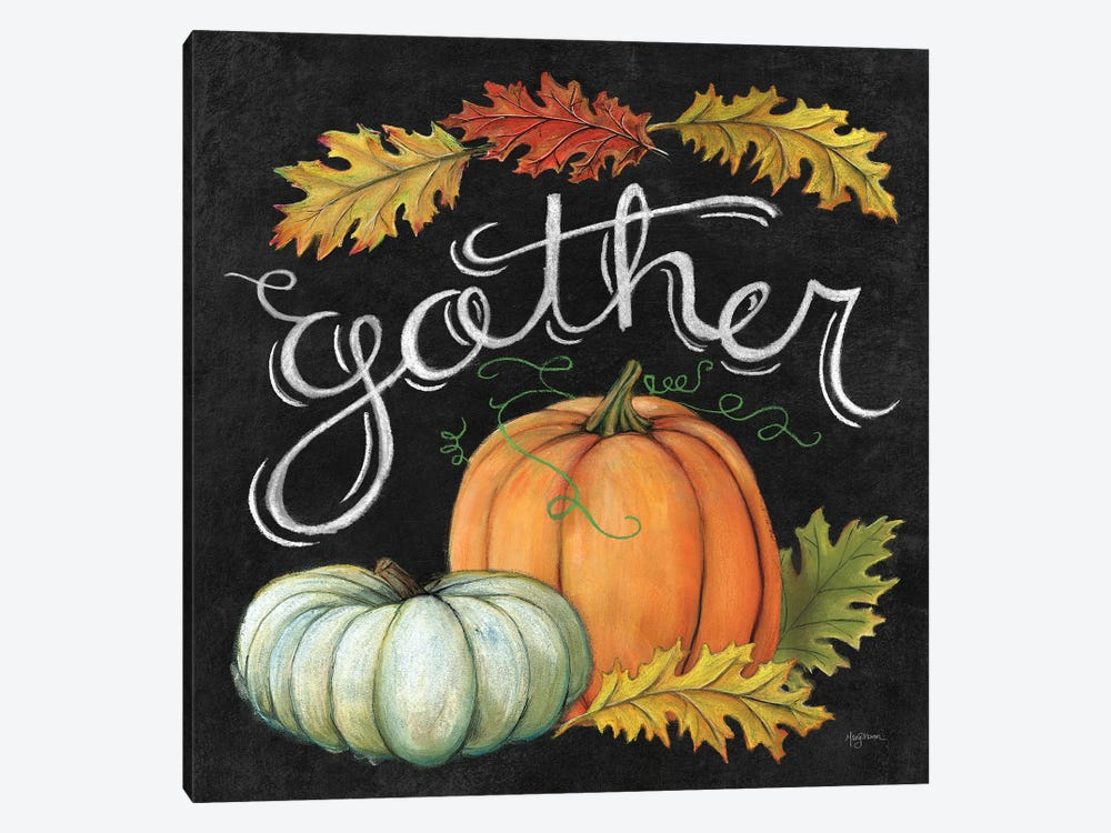 Autumn Harvest III by Mary Urban 1-piece Art Print