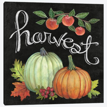 Autumn Harvest IV Canvas Print #WAC7821} by Mary Urban Canvas Art Print