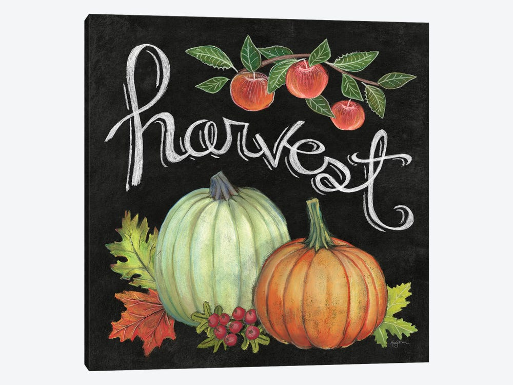 Autumn Harvest IV by Mary Urban 1-piece Canvas Artwork