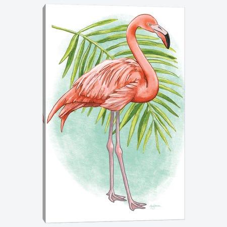 Tropical Flair II Canvas Print #WAC7827} by Mary Urban Canvas Artwork