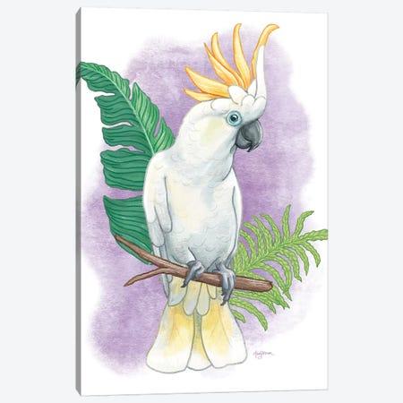 Tropical Flair III Canvas Print #WAC7828} by Mary Urban Art Print