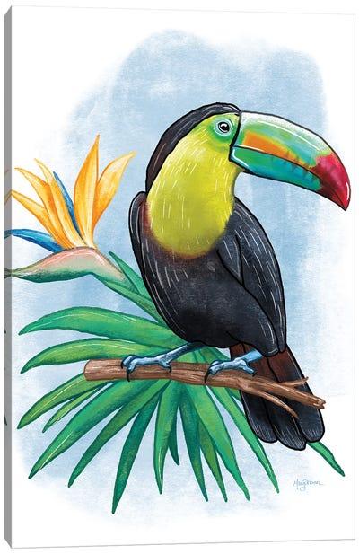 Tropical Flair IV Canvas Art Print