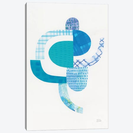 Fragments I Canvas Print #WAC7834} by Melissa Averinos Canvas Print
