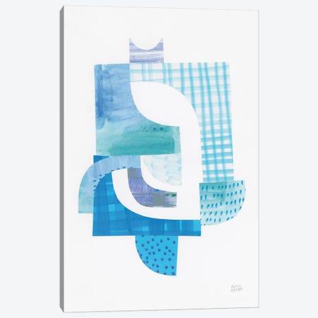 Fragments III Canvas Print #WAC7836} by Melissa Averinos Canvas Art Print