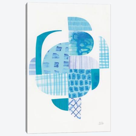 Fragments IV Canvas Print #WAC7837} by Melissa Averinos Canvas Art Print
