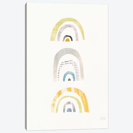 Mod Neutrals III Canvas Print #WAC7843} by Melissa Averinos Canvas Print