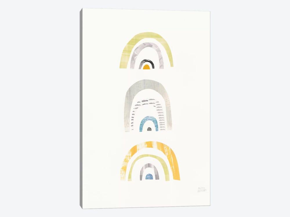 Mod Neutrals III by Melissa Averinos 1-piece Canvas Art