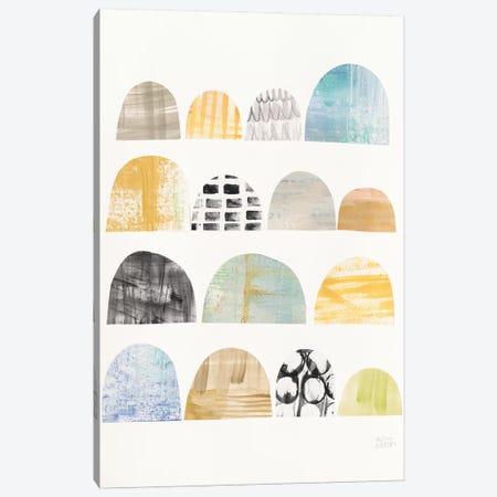 Mod Neutrals IV Canvas Print #WAC7844} by Melissa Averinos Canvas Art