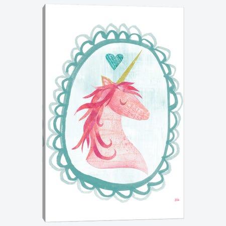Unicorn Magic I 3-Piece Canvas #WAC7846} by Melissa Averinos Canvas Artwork