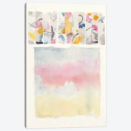 Day Dream Watercolor Canvas Print #WAC7857} by Mike Schick Art Print