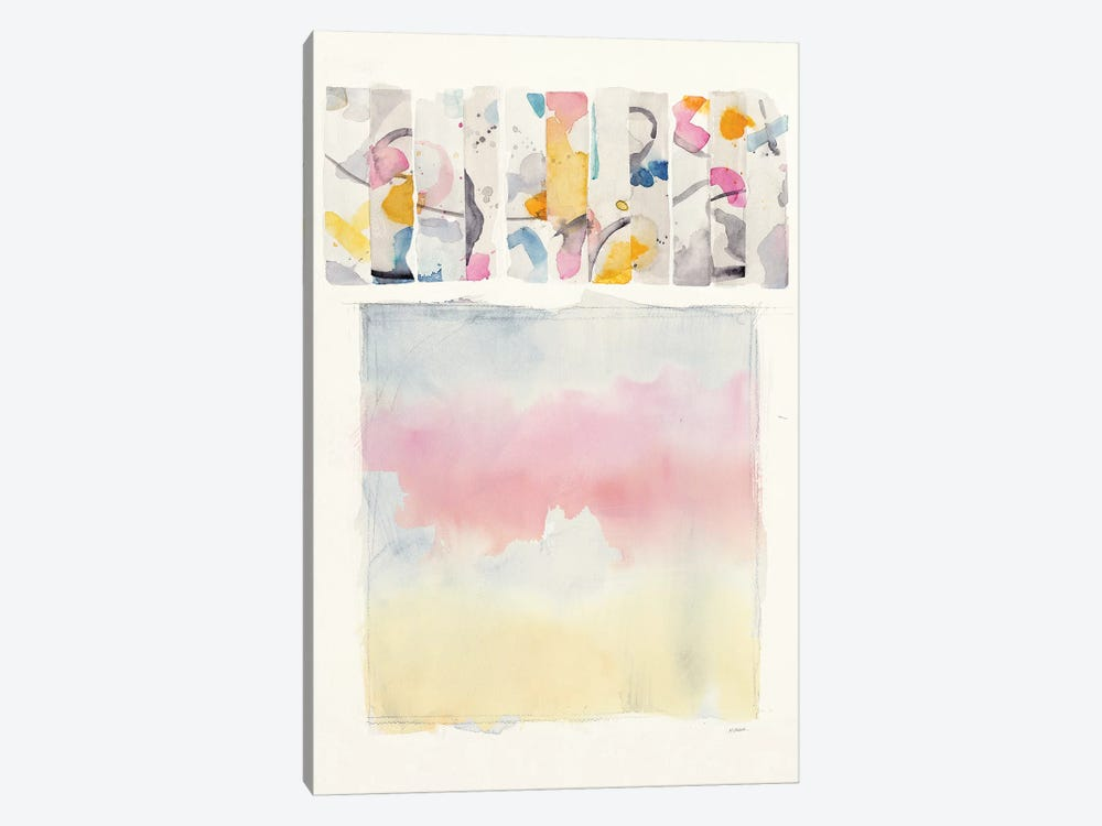 Day Dream Watercolor by Mike Schick 1-piece Art Print