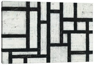 Labyrinth Canvas Art Print