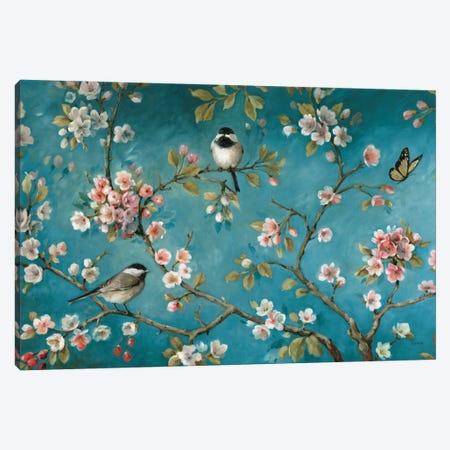 Blossom V Canvas Print #WAC785} by Lisa Audit Canvas Wall Art