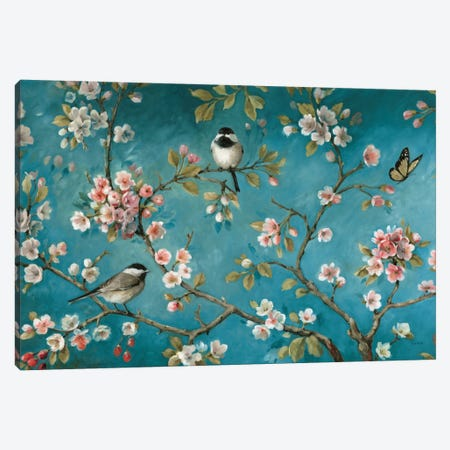 Blossom V Canvas Print #WAC785} by Lisa Audit Canvas Wall Art