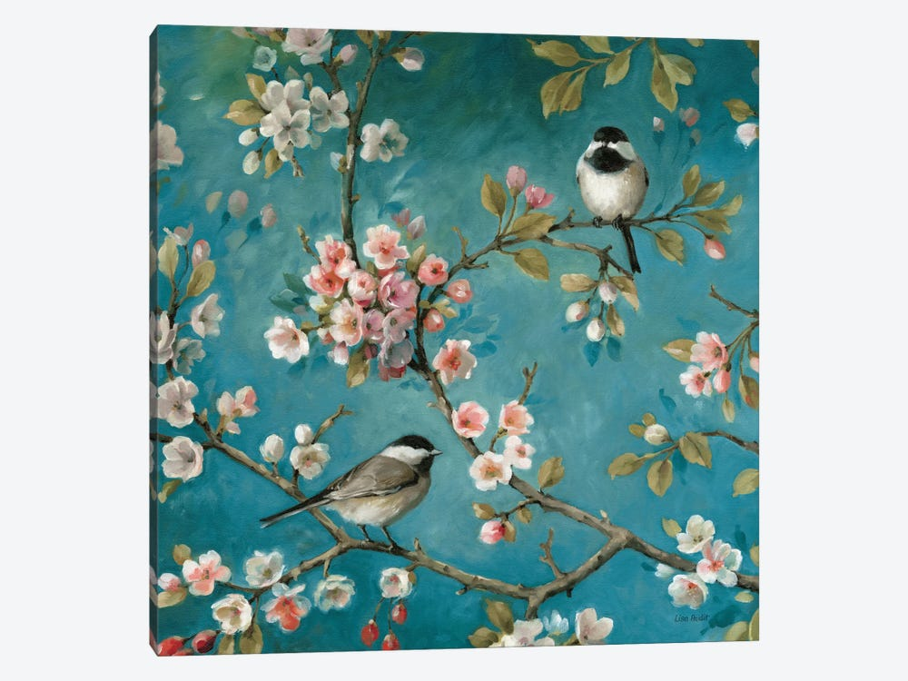 Blossom I by Lisa Audit 1-piece Canvas Art Print