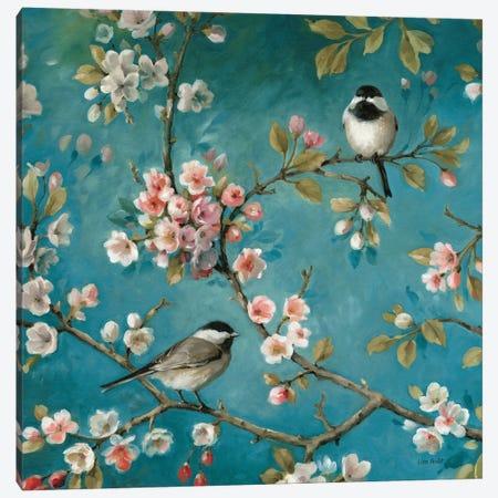 Blossom I Canvas Print #WAC788} by Lisa Audit Canvas Print