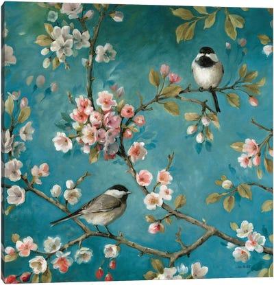 Blossom I Canvas Art Print