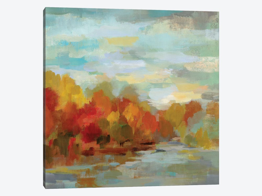 October Dreamscape by Silvia Vassileva 1-piece Art Print