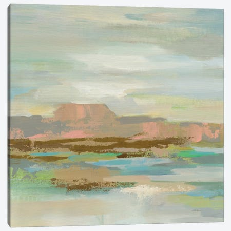 Spring Desert II Canvas Print #WAC7897} by Silvia Vassileva Art Print