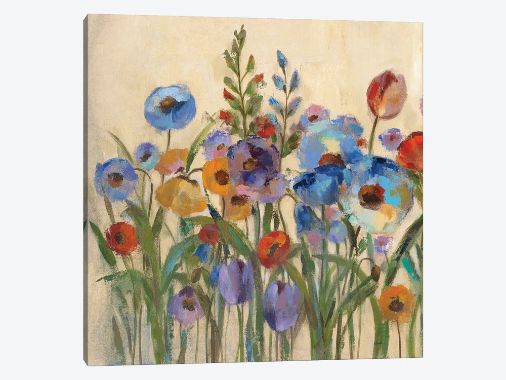Sunrise Garden II by Silvia Vassileva 1-piece Canvas Art