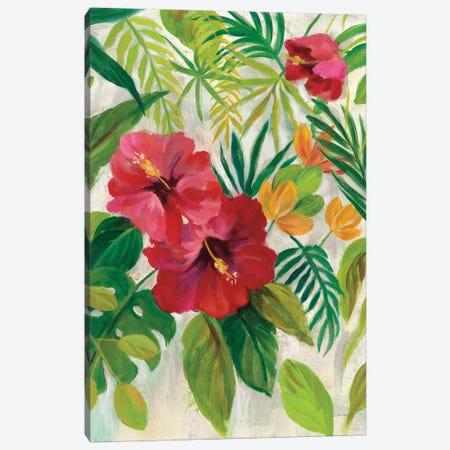 Tropical Jewels I Canvas Print #WAC7899} by Silvia Vassileva Canvas Wall Art