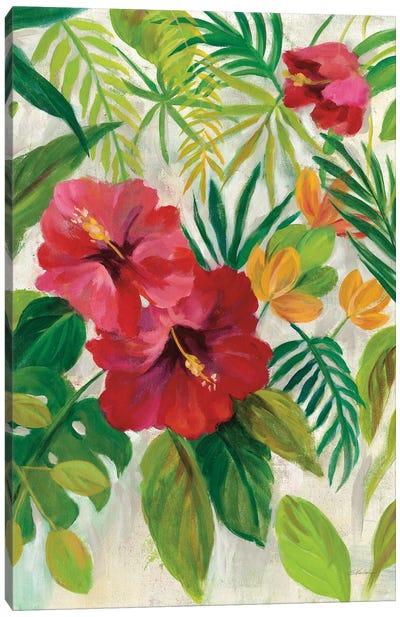Tropical Jewels I Canvas Art Print