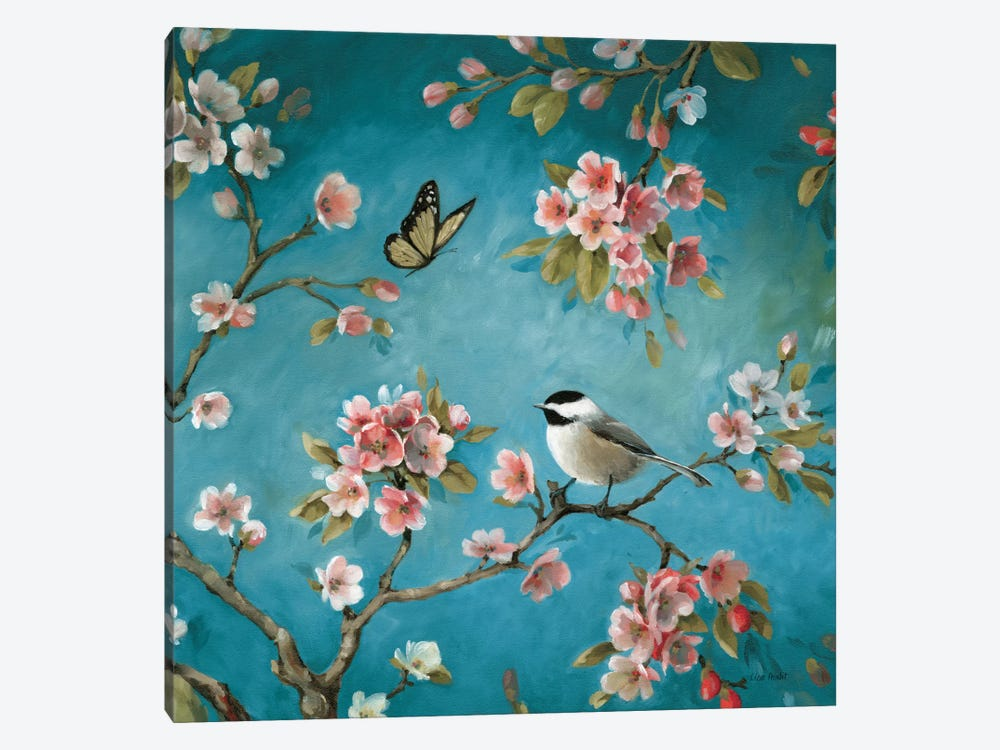 Blossom II by Lisa Audit 1-piece Canvas Art