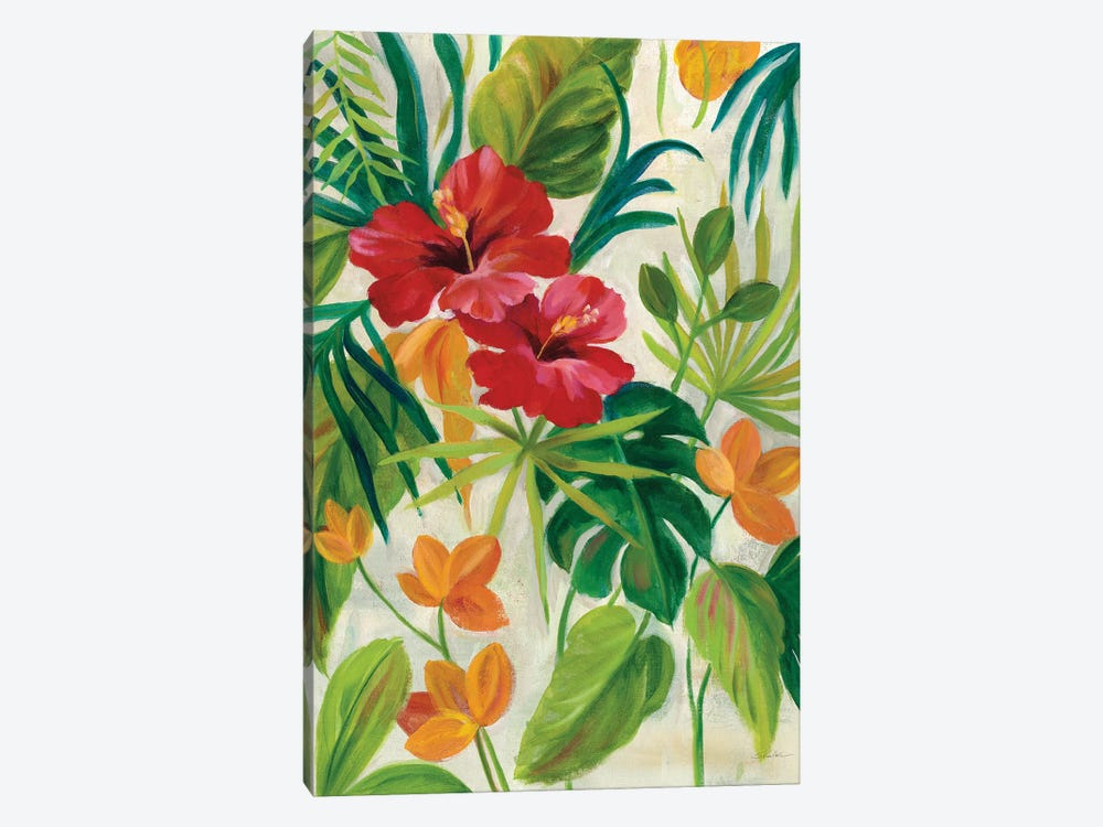 Tropical Jewels II by Silvia Vassileva 1-piece Canvas Print