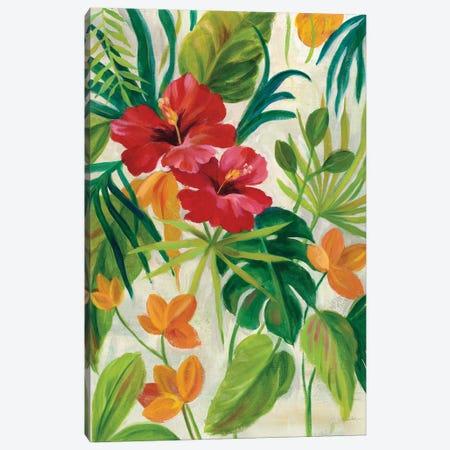 Tropical Jewels II Canvas Print #WAC7901} by Silvia Vassileva Canvas Artwork