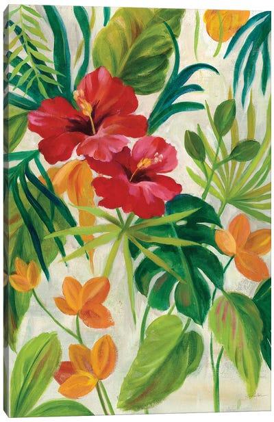 Tropical Jewels II Canvas Art Print