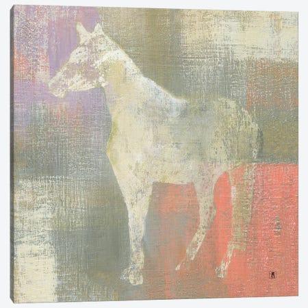 Dusk Pony Canvas Print #WAC7903} by Studio Mousseau Canvas Artwork