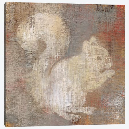 Lodge Fauna I Canvas Print #WAC7906} by Studio Mousseau Canvas Art Print