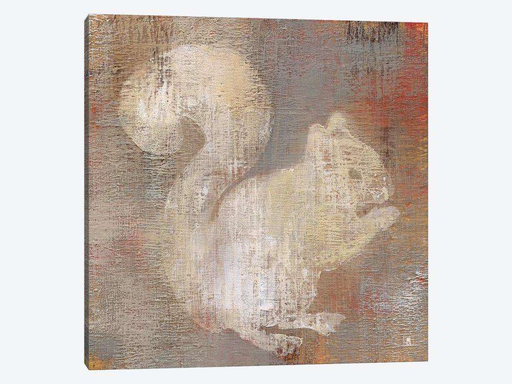 Lodge Fauna I by Studio Mousseau 1-piece Canvas Artwork