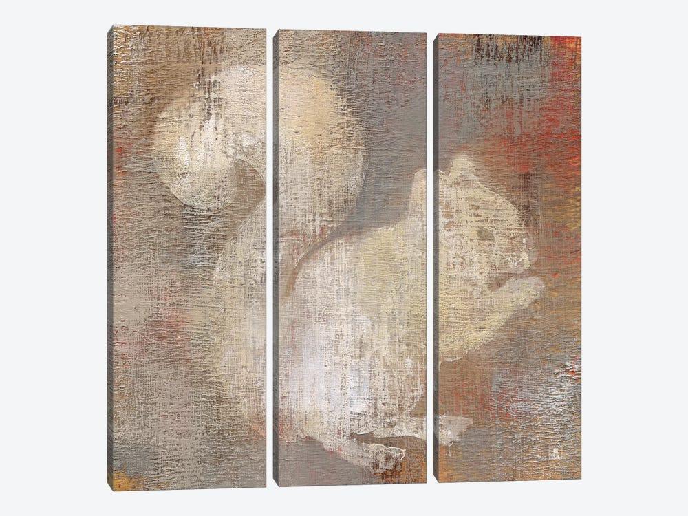 Lodge Fauna I by Studio Mousseau 3-piece Canvas Art
