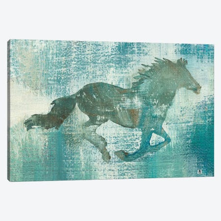 Mustang Study Canvas Print #WAC7908} by Studio Mousseau Canvas Artwork